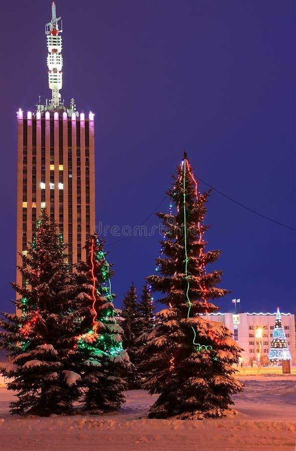 Russland. Arkhangelsk. lizenzfreie stockfotos
