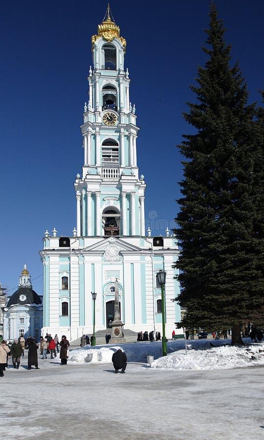Russland. Seriev Posad stockbild