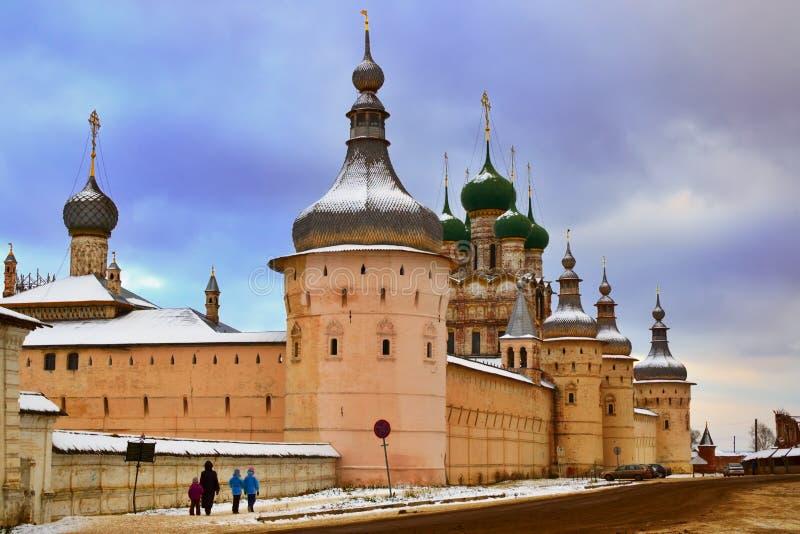 Russo Kremlin fotografia de stock