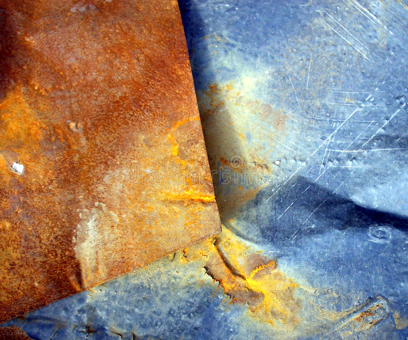 Download Rust stock photo. Image of colorful, rust, blue, abstract - 155532