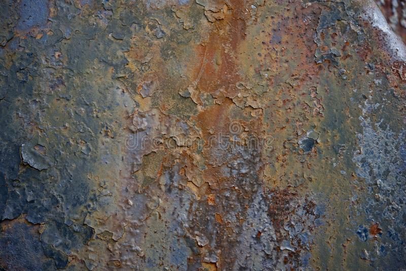 Rust Background stock image