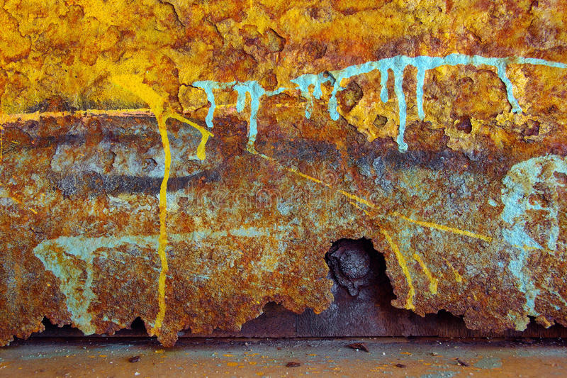 Rust Colors royalty free stock photos