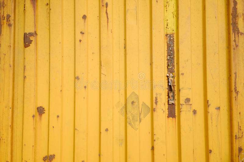 Rust container texture stock photography