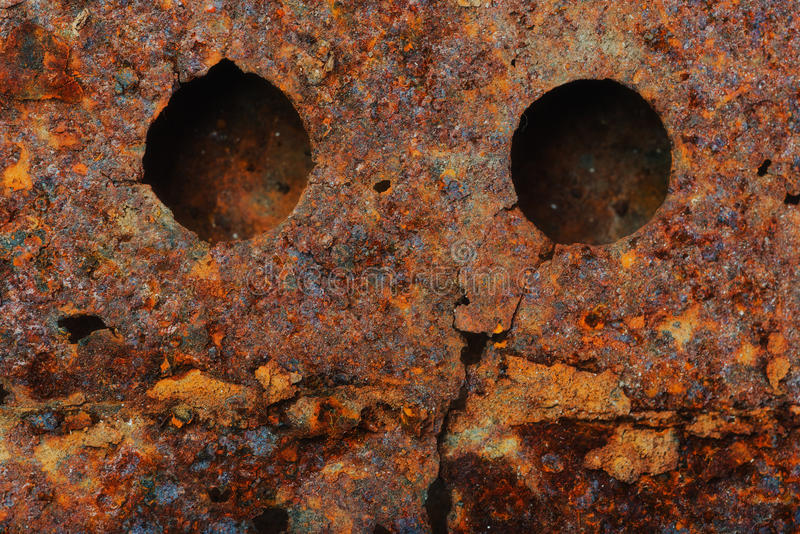 Rust corrosion. Rusty metal background- rust corrosion stock image