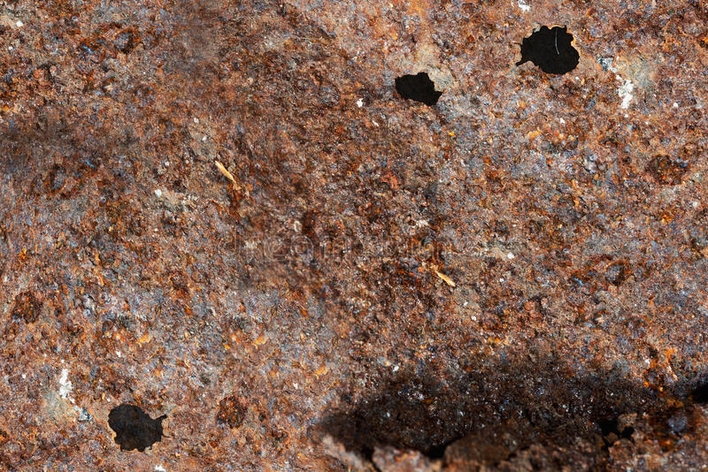 Rust corrosion. Rusty metal background- rust corrosion royalty free stock photo