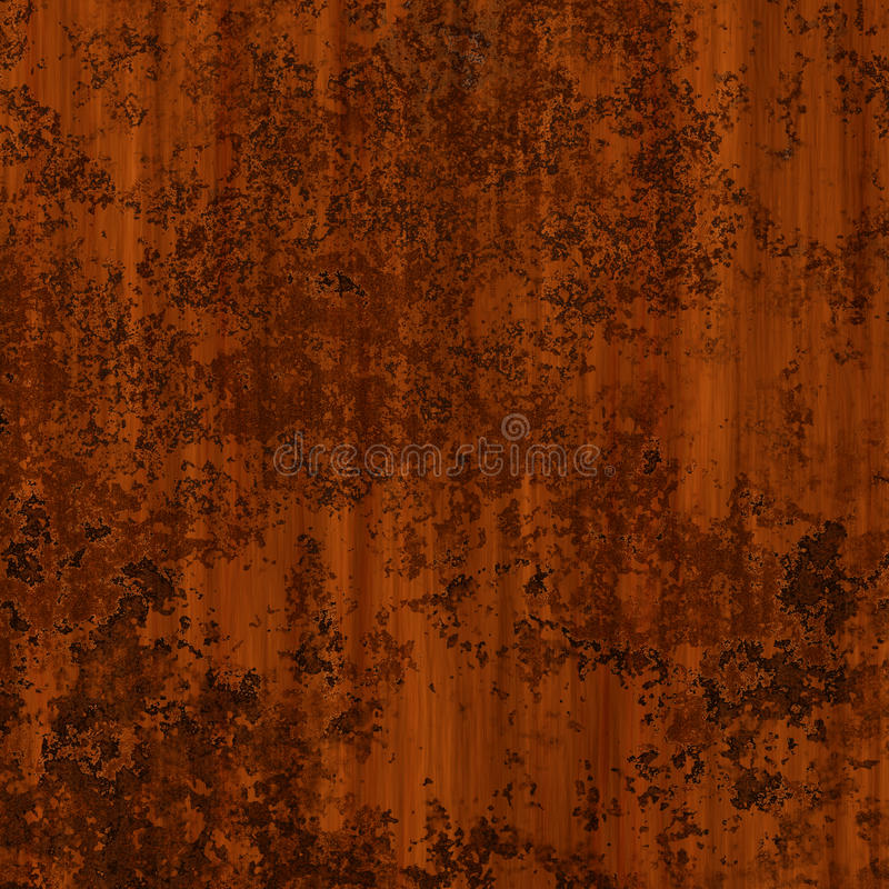Download Rust metal stock illustration. Image of reflection, rough - 17939014