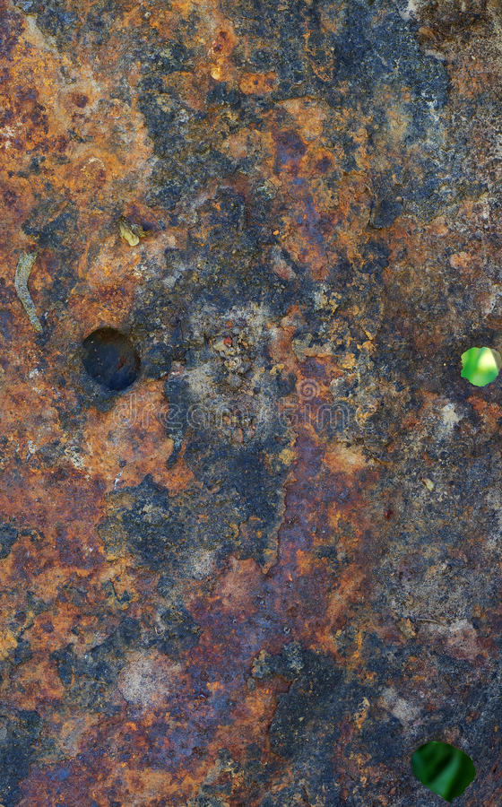 Rust metal texture background royalty free stock photography