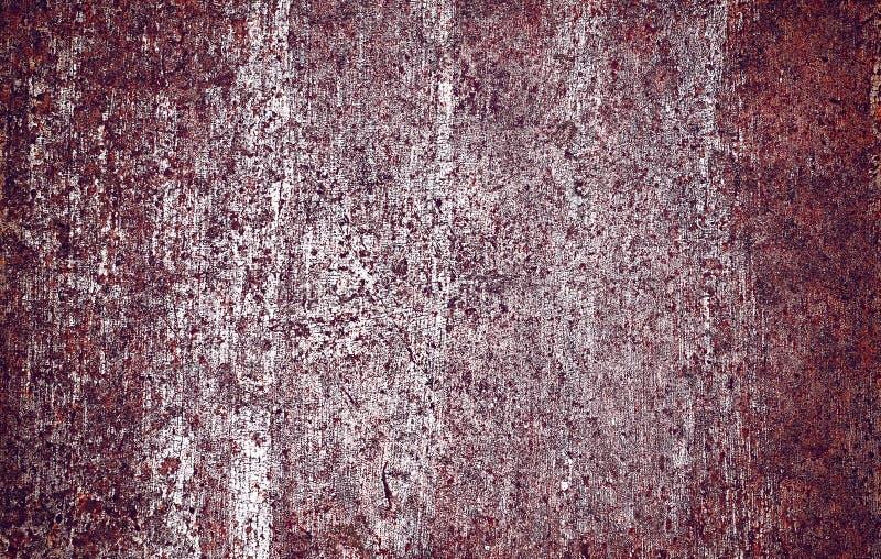 Rust metal texture grunge rustic background vignette for design backdrop or vintage frame overlay design decorative. Rust metal texture grunge rustic background stock images