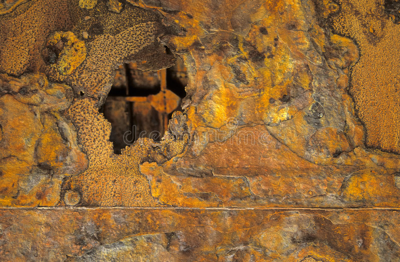 Download Rust shipwreck no.1 stock image. Image of structure, background - 3738503