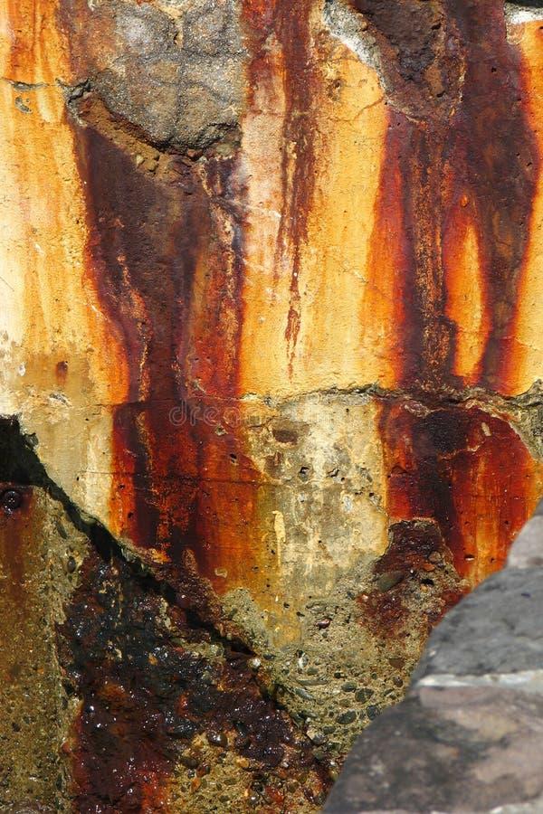 rust texture 3 stock photography