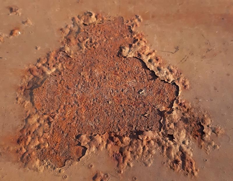 Rust texture background rusty surface close up stock photography