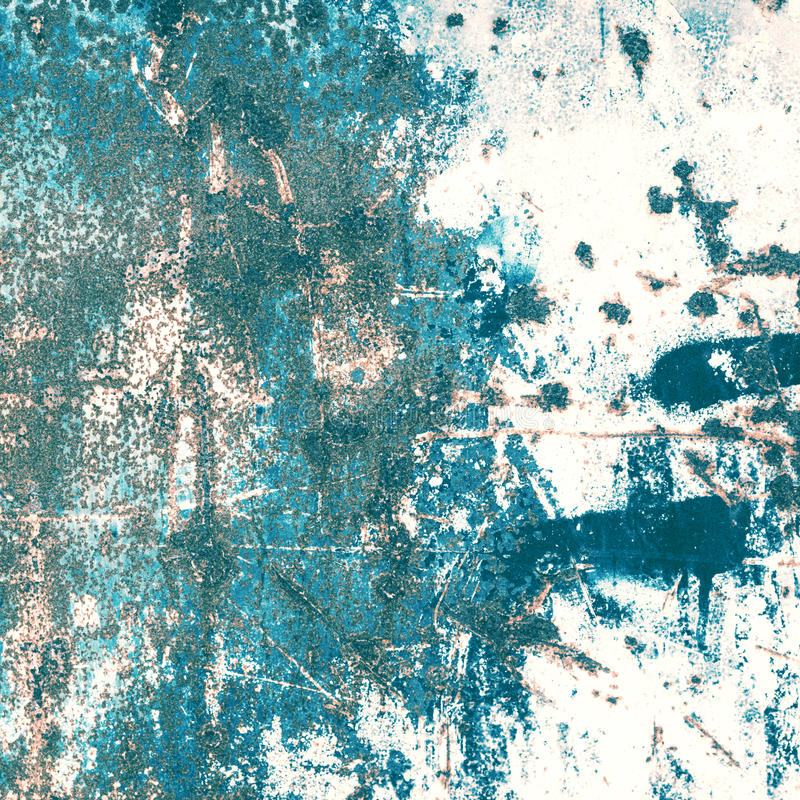 Rust texture. Colorful Rusty old scratched metal textured background royalty free stock image