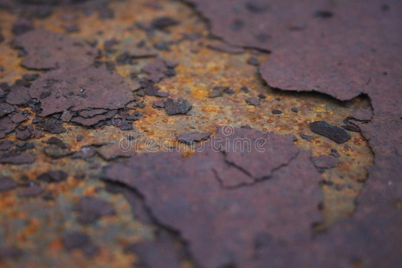 Rust, Texture, Soil, Material royalty free stock photo