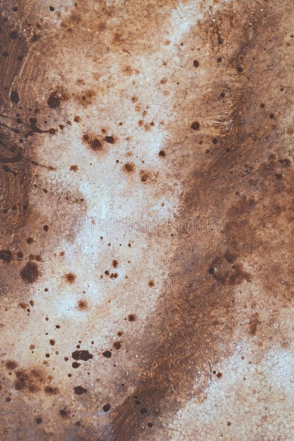 Rust wall pattern royalty free stock images