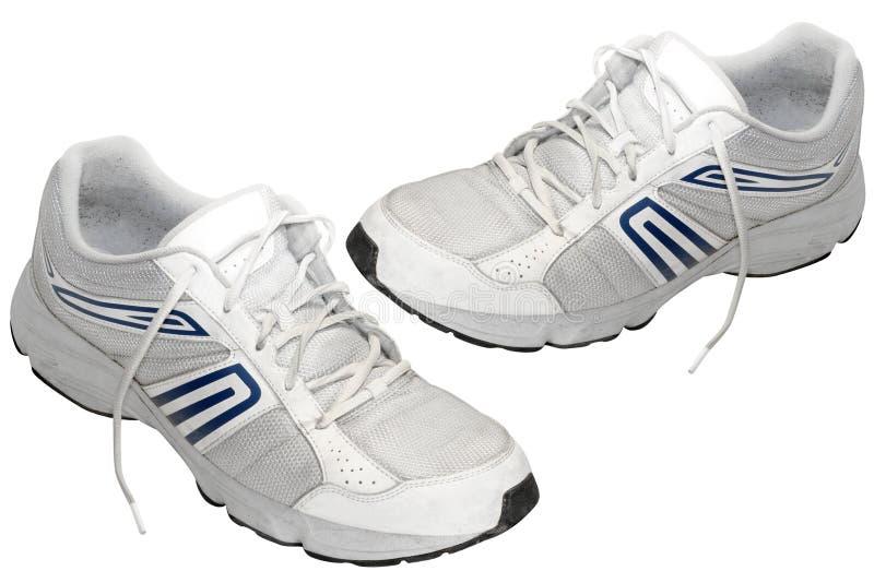 rustande skor arkivfoto