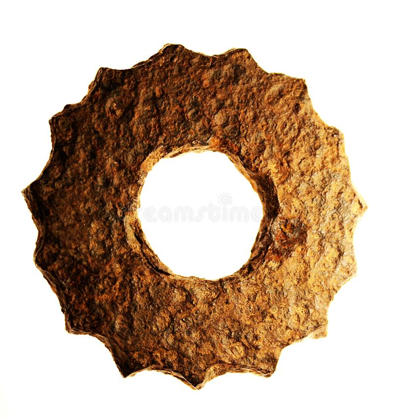 Download Rusted Cogwheel stock image. Image of useless, corrosion - 9034337