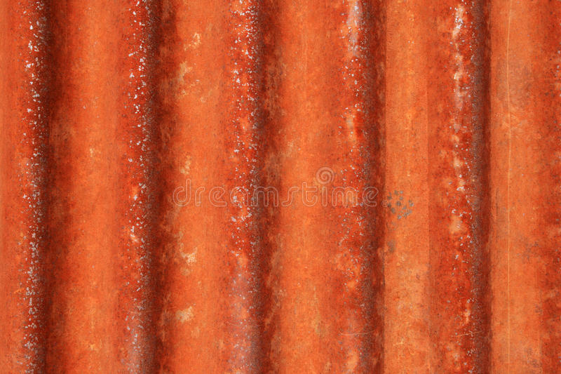 Download Rusted corrugated metal stock photo. Image of corrugated - 17043106