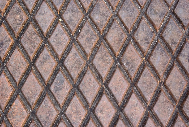 Download Rusted Diamonds stock photo. Image of texture, diamonds - 7221850