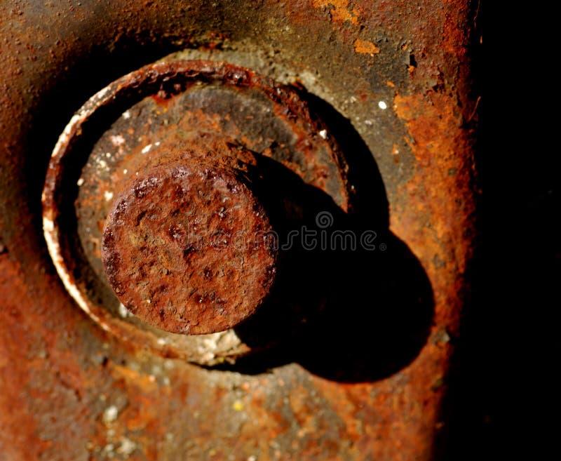 Download Rusted Iron stock image. Image of iron, grunge, peeling - 3842819