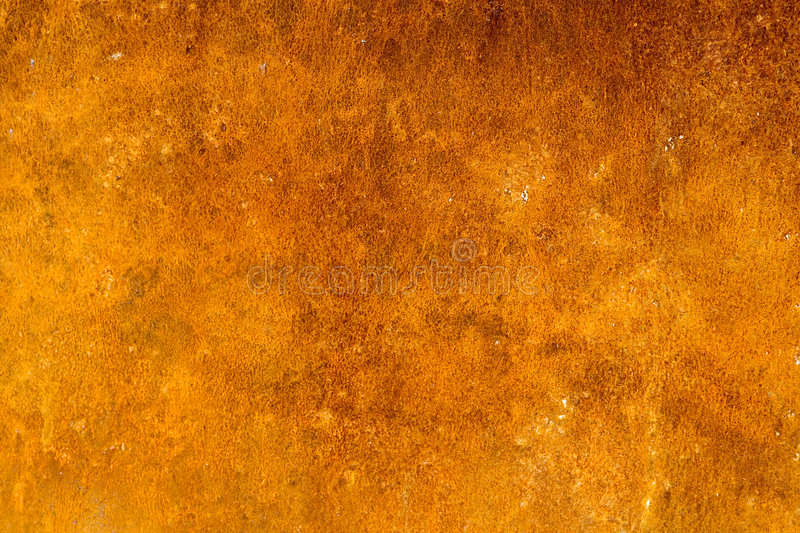 Rusted Metal Background. Photo of the texture of rusty painted metal