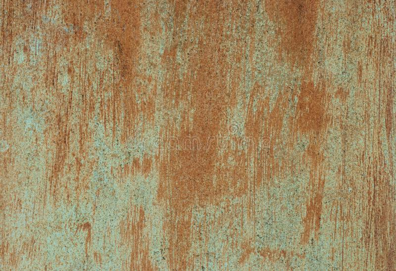 Rusted metal texture stock images
