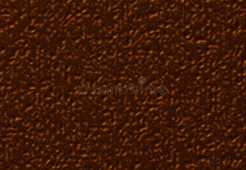 Rusted Metal Texture stock illustration