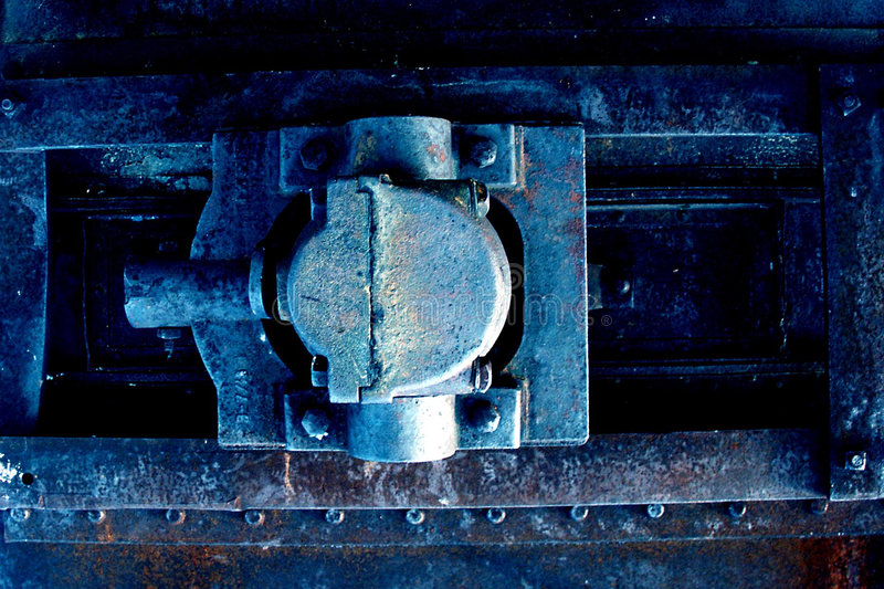 Rusted Object Royalty Free Stock Photos