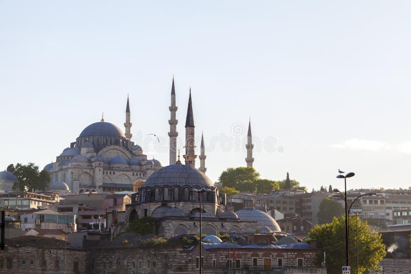 Rustem Pasha Mosque stockbild