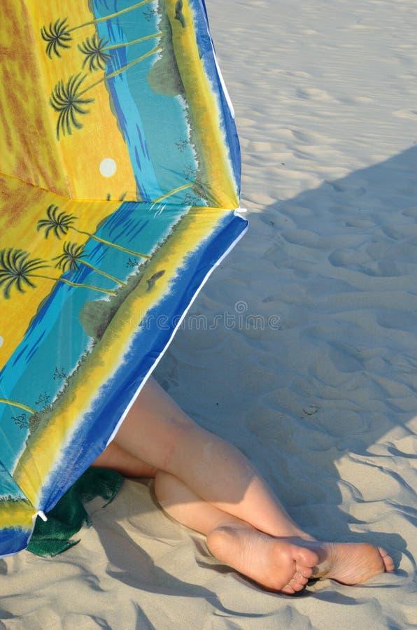 Rustgevende vakantie royalty-vrije stock afbeeldingen