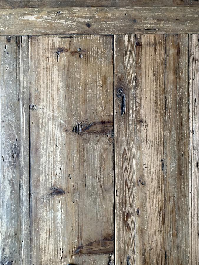 Close up Rustic Barnwood grain texture royalty free stock images