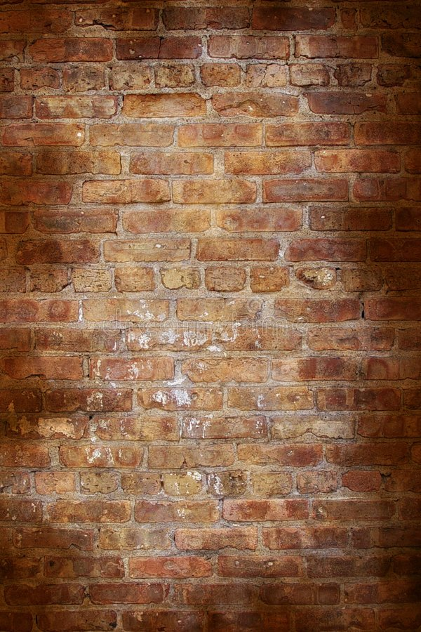 Rustic Brick Backdrop Background stock images