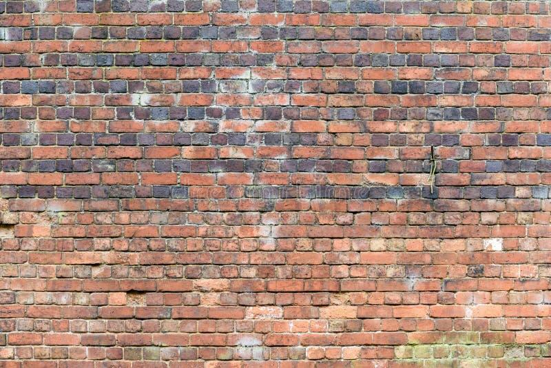 Rustic brick wall. Rustic old brick wall photograph royalty free stock photography