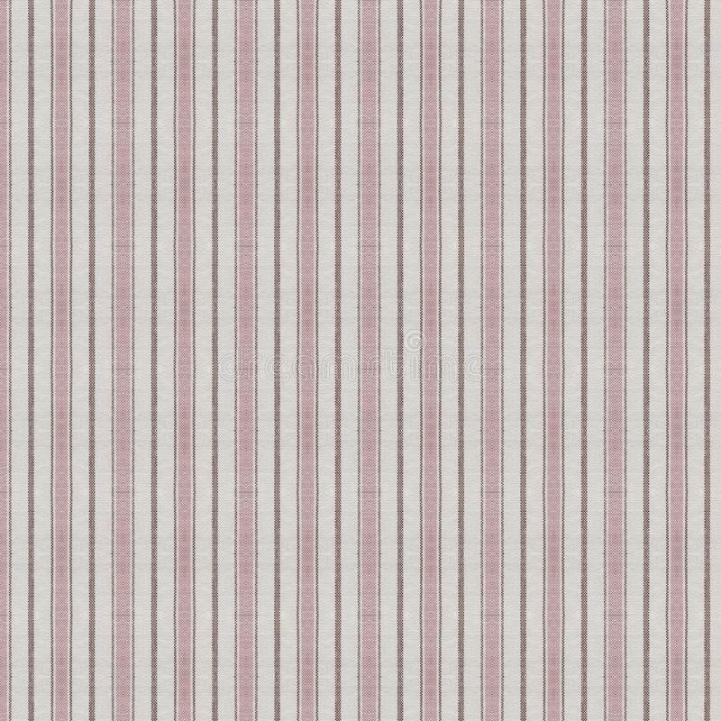 Rustic canvas fabric texture. Sguare seamless pattern. Colored striped coarse linen fabric closeup as background. Rustic canvas fabric texture. Sguare seamless stock images