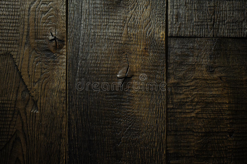 Rustic Dark Wooden Texture Background Stock Photo - Image ...