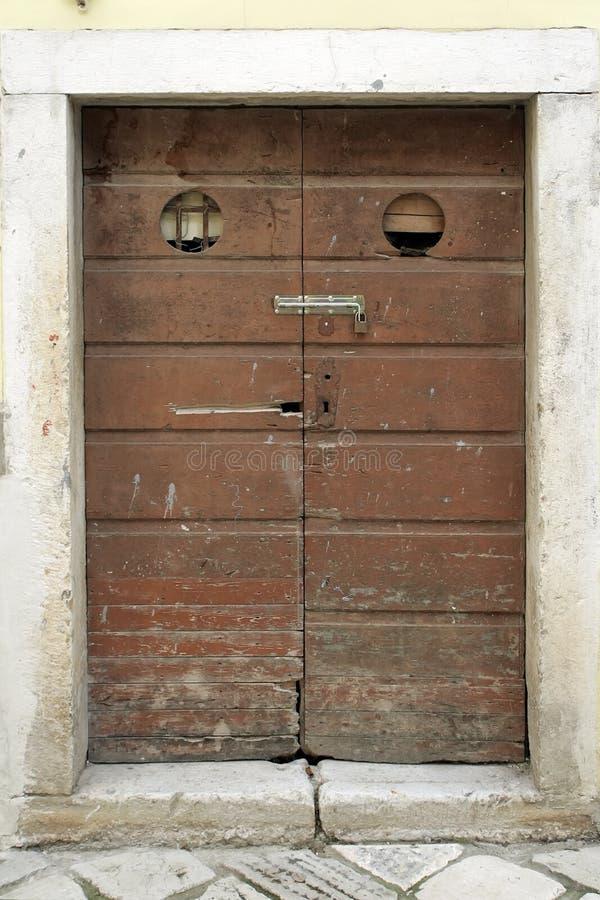 Free Rustic Door Royalty Free Stock Photo - 4200275