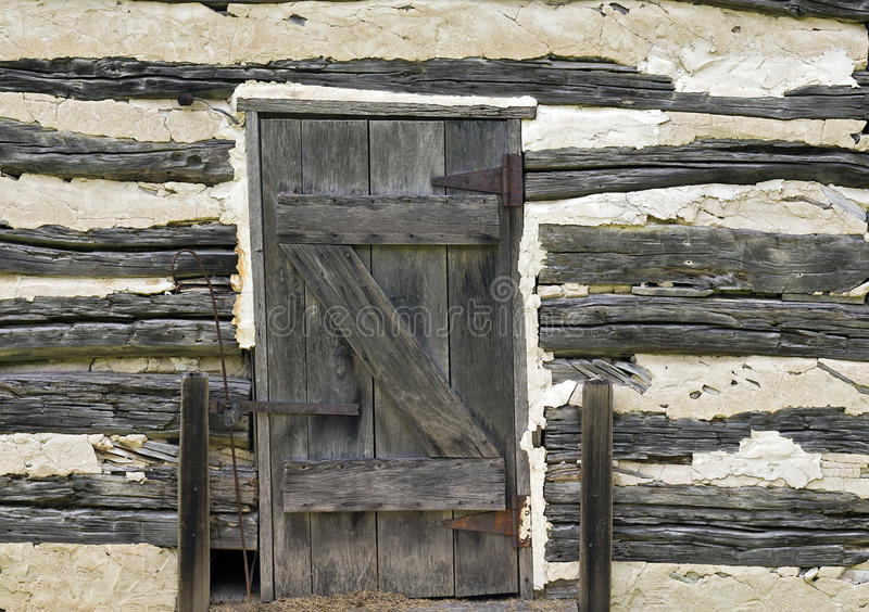 Download Rustic Door Stock Photo Image Of Dirt Rural Boards