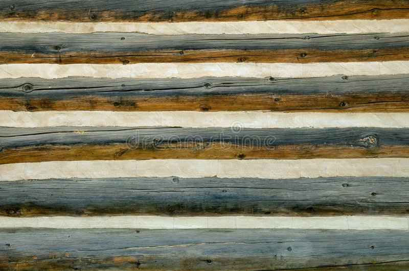 Download Rustic log cabin wall stock image. Image of tree, building - 5830971