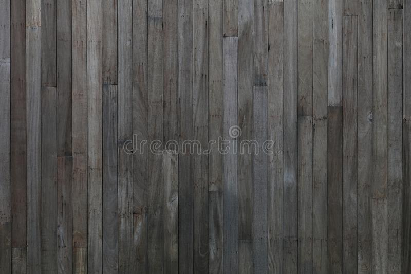 Rustic natural wooden textured with dark paint for retro and vintage background design royalty free stock image