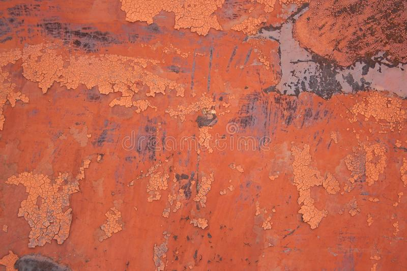 Rustic old iron surface texture royalty free stock image