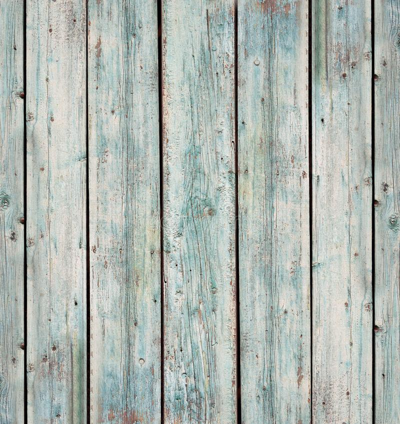 Rustic old wood plank background. Blue and green vintage texture background.  Blue grunge wood wall pattern. Blue wooden stock photos