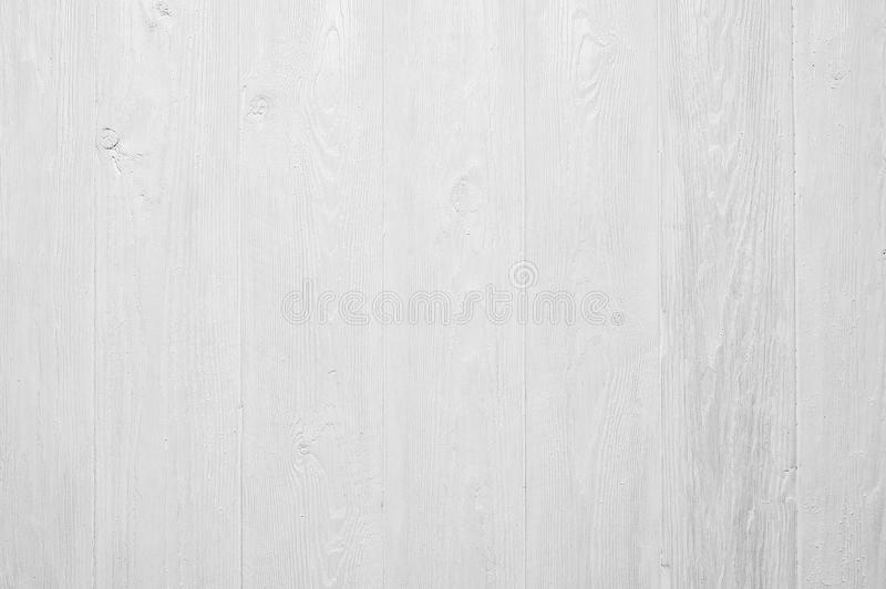 Rustic painted white wood plank texture background royalty free stock image