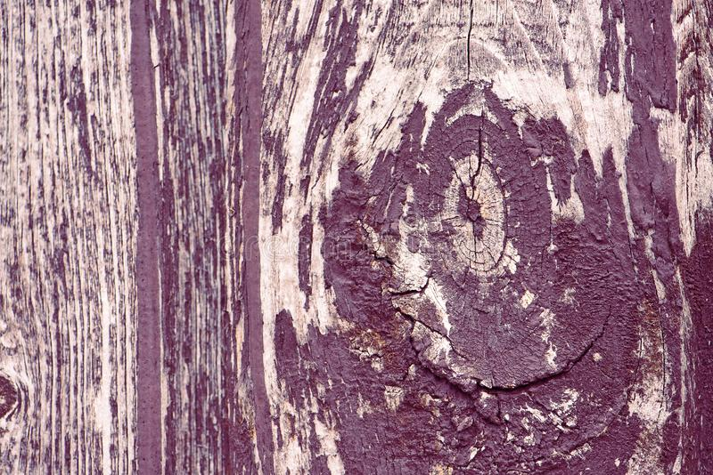 Rustic plank fence brown old bark wood textured photo. Abstract background Image. Tonid. Copy space stock photography