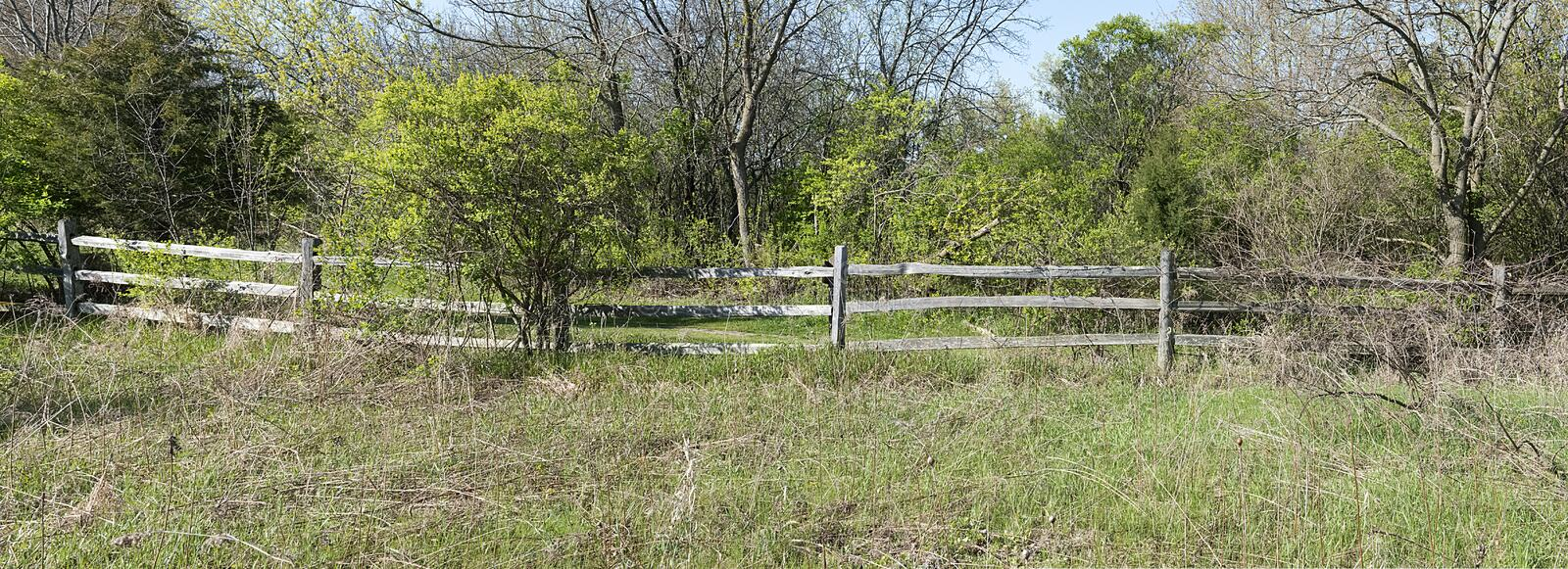Download Rustic Rural Wood Fence Panorama Panoramic Banner Royalty Free Stock Images - Image: 24252099