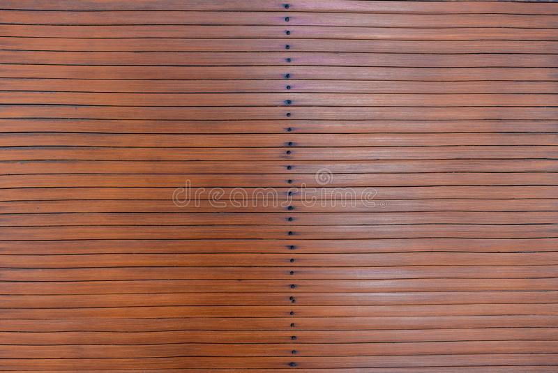 Rustic striped wooden background. Timber texture style royalty free stock photos