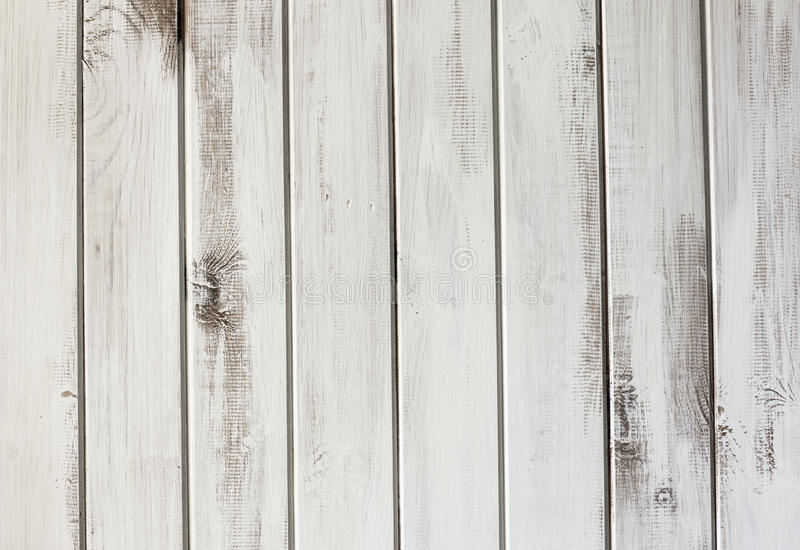 Download Rustic White Wood Background Stock Photo
