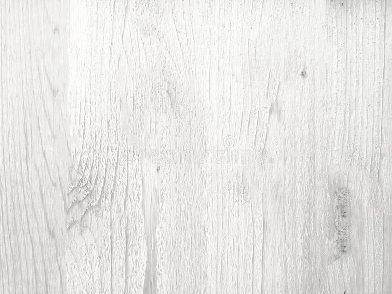 Rustic Whitewashed Wood Background Texture. Simple Rustic Whitewashed Natural White Wood Background Texture, Horizontal, Copy Space, Farmhouse Style royalty free illustration