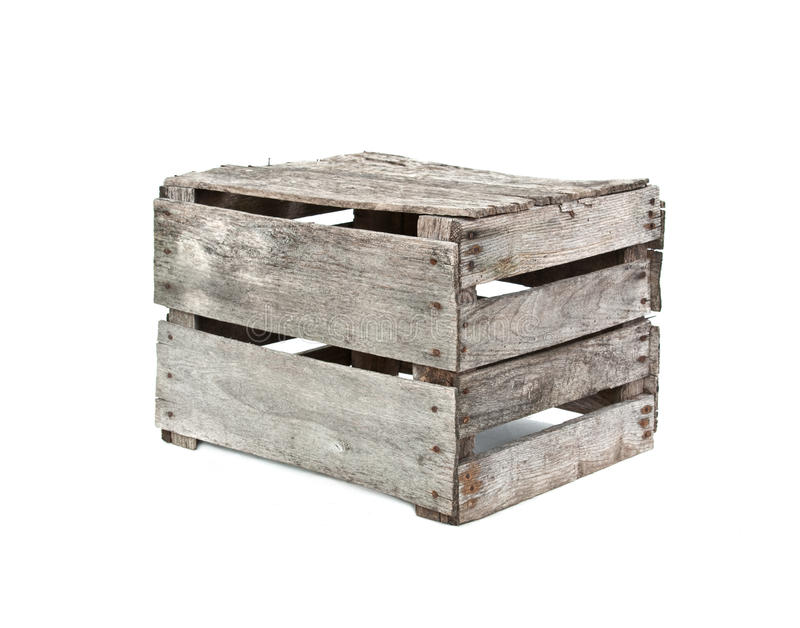Download Rustic Wood Crate Royalty Free Stock Photo - Image: 26104015