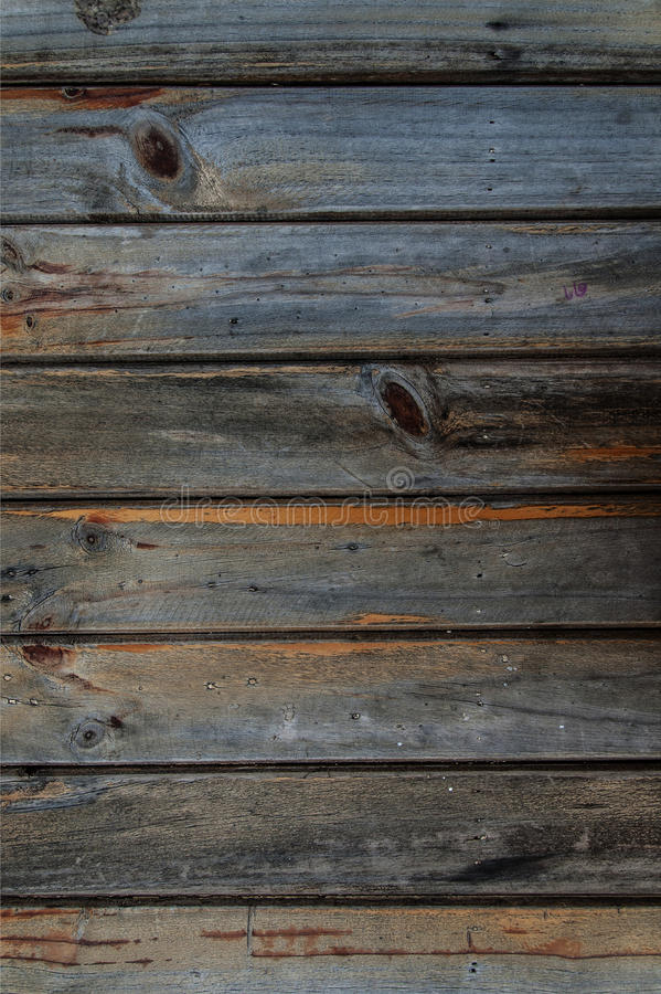 Rustic wood plank table surface royalty free stock photography