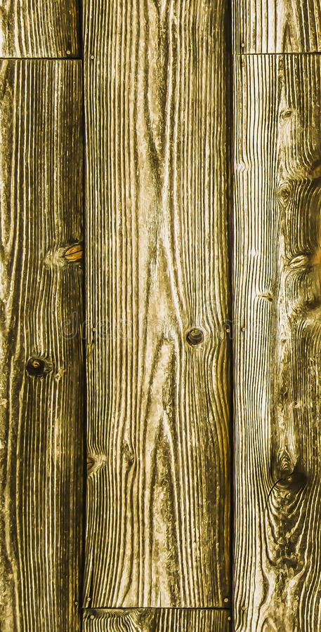 Rustic wood texture plank grain background, wooden desk table or floor royalty free stock photo