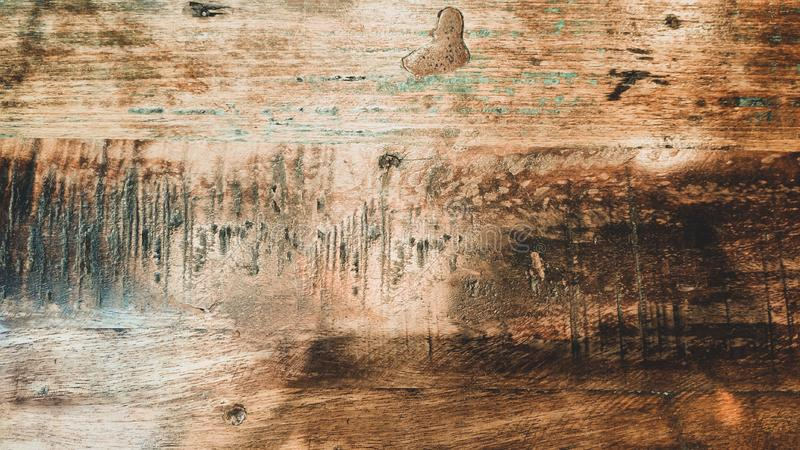 A rustic wooden background ideal for adding a holm text stock photography
